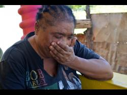 Pearline Miller is overcome with emotions as she talks about the tragedy that took place 20 years ago that claimed the lives of eight persons.