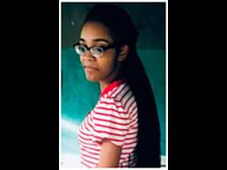 Jasmine Deen, the visually impaired UWI student who has been missing for two weeks.