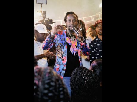 Popcaan goes for wide appeal with 'Forever' | Entertainment