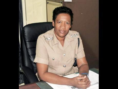 Superintendent Sharon Beeput, the commander officer for Hanover.