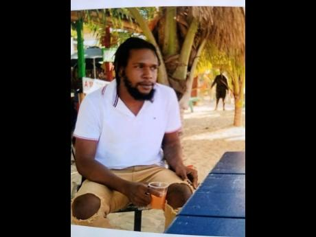 Wayne Clarke Jr was one of two men murdered in Negril, Westmoreland, on Friday.
