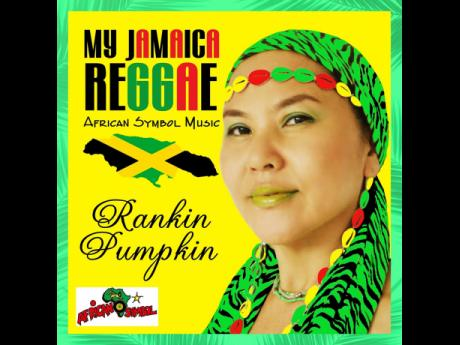 Rankin Pumpkin's 'My Jamaica' album cover