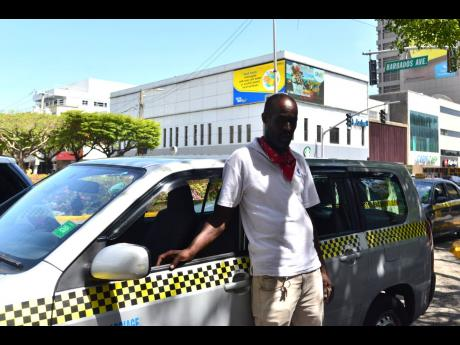 Gary Fipps  is hoping that the fortunes of taxi operators will change now that some of the COVID-19 restrictions are lifted.