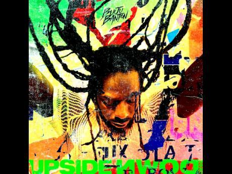 Buju Banton album cover.