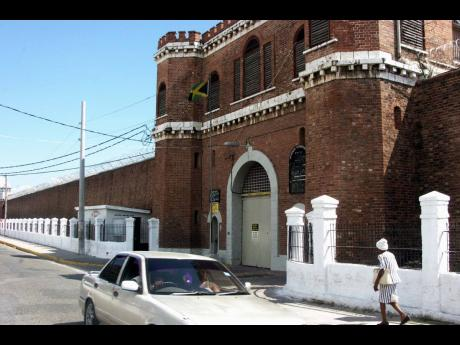 The Tower Street Adult Correctional Centre in downtown Kingston. File