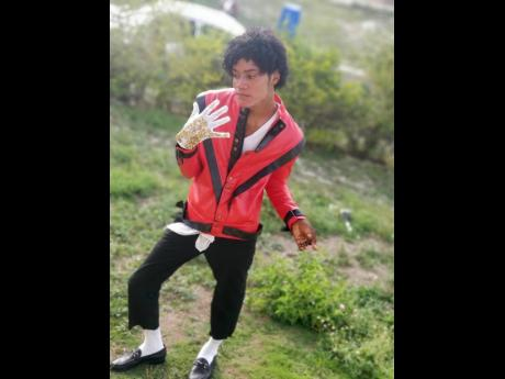 Ghetto Michael Jackson